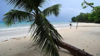 Beach on Seychelles ( file photo)