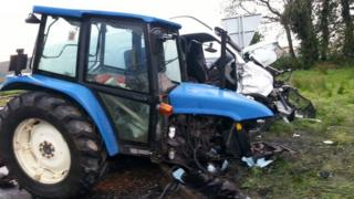 Limavady crash