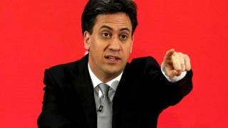Ed Miliband in Bedford