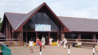 Brecon leisure centre
