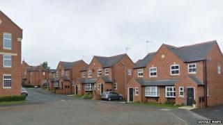 Blackwell Lane, Warwick - generic image