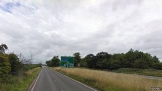 The A446