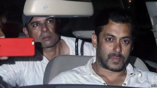 Salman Khan is one of India's most popular movie stars