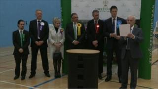 Cheltenham result announced
