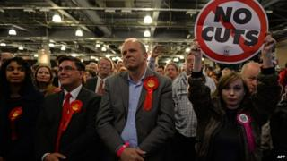 Disappointed Labour supporters