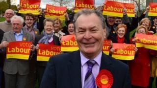 Labour Dave Budd