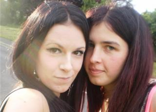 Emma Crossman and Amelia Caller