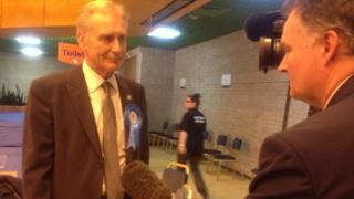 Mayor of Torbay, Gordon Oliver