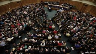 The General Synod of the Church