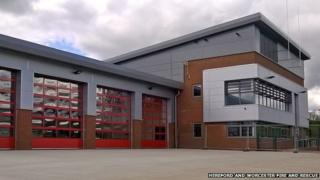 New station on Great Western Business park