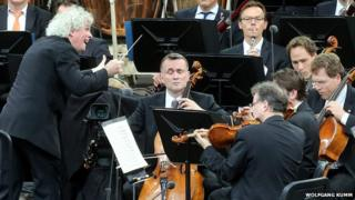 Sir Simon Rattle and Berlin Philharmonic