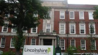 Lincolnshire County Hall