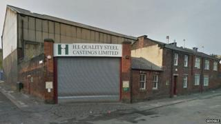 HI Quality Steel Castings Ltd, Sheffield