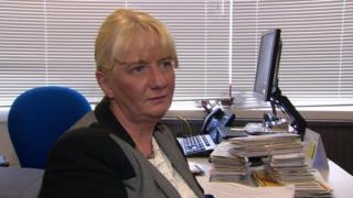Trading Standards officer Beverly Burns