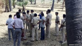 Police investigating Bihar honour killing
