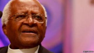 Desmond Tutu in 2010