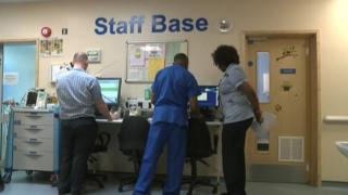 Medway NHS emergency department