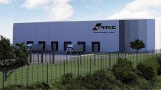 The new Vantec warehouse