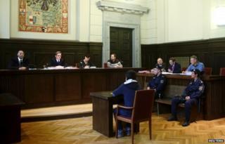 Boy on trial in St. Poelten
