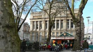 The Old Library, Cardiff