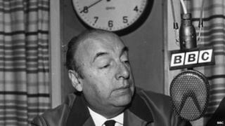 BBC Latin American Service Pablo Neruda 01/01/1965 London
