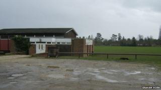 Mapledurham playing fields