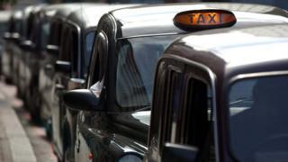Hackney cabs