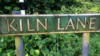 Kiln Lane, Otterbourne
