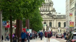 Belfast shops could open for longer on some Sundays in a plan under consideration by the city's council