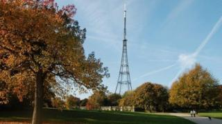 Crystal Palace transmitter