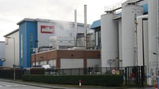 Muller plant at Market Drayton