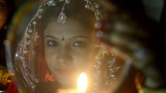 امرأة من الهند