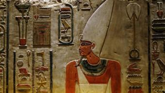 نقوش من مصر القديمة