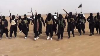 مقاتلون في تنظيم الدولة الإسلامية