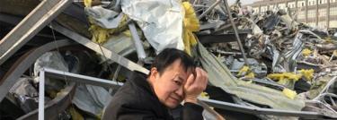 Ông quay phim vụ việc trục xuất và phá hủy nhà cửa của người dân nghèo ở Bắc Kinh