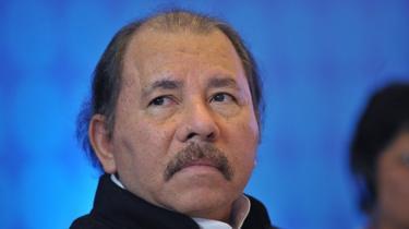 Nicaraguan President Daniel Ortega (10 April 2015)