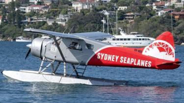 DHC-2 Beaver Seaplane