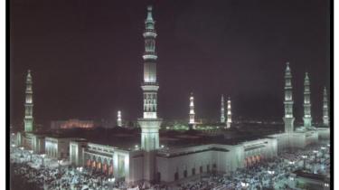 Al-Masjid an-Nabawi - Medina, Saudi Arabia