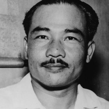 Hoàng thân Đỏ, Souphanouvong, là lãnh đạo của phái Pathet Lào