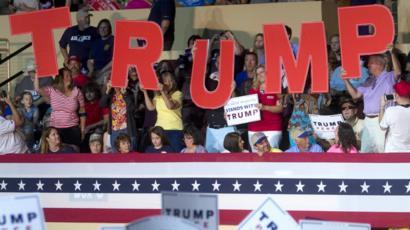 US Election BBC News - Stream live us election map
