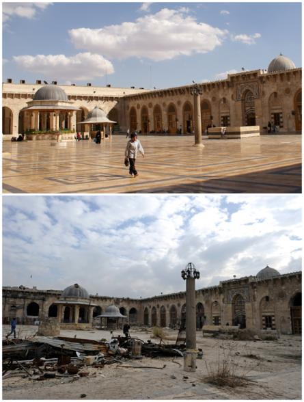 Halep Ulu Camii : Ekim 2010 / Aralık 2016