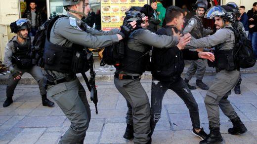 خشونتهای بیتالمقدس