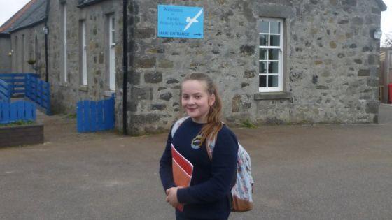 Arisaig pupil asks John Swinney for help on teaching shortage
