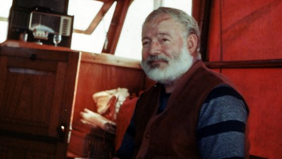 Citizens in Azeri exclave told to read Hemingway