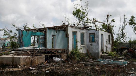 Barbuda's PM blames climate change for hurricane damage