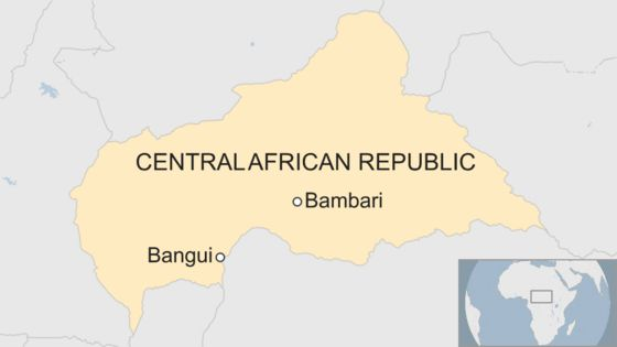 Central African Republic: Scores killed in lorry crash