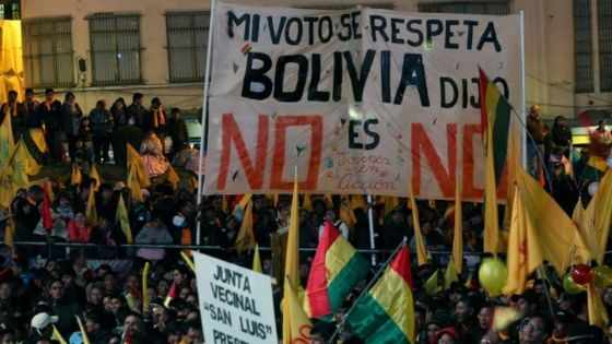 Bolivia Morales: Scrapping of term limits is 'blow to democracy'