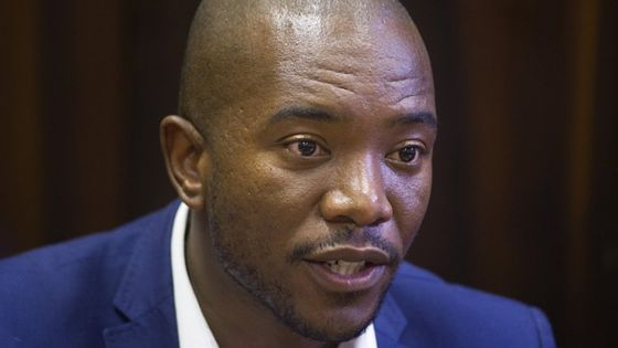 Zambia 'expels' South Africa's Mmusi Maimane
