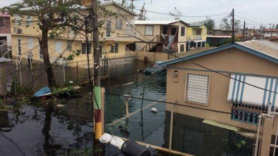 Hurricane Maria eye nears Turks and Caicos Islands