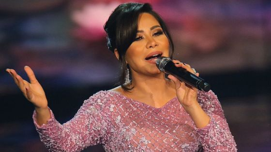 Egyptian singer Sherine banned for 'mocking' River Nile